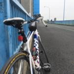 荒川サイクリングロード 2014/8/24 [走行ログ]