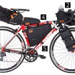 ドッペルギャンガーから魅力的なバイクパッキング製品が続々発表!