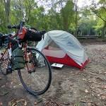 【バイクパッキング】長瀞までソロキャンプ ツーリングに行ってみた