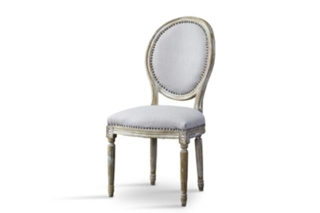 chair cover rentals baton rouge plastic covers australia french accent beige finish new orleans la where to find in