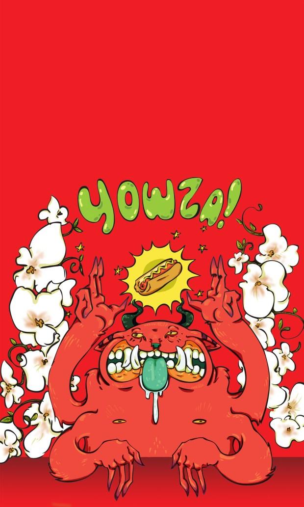 Yowza!