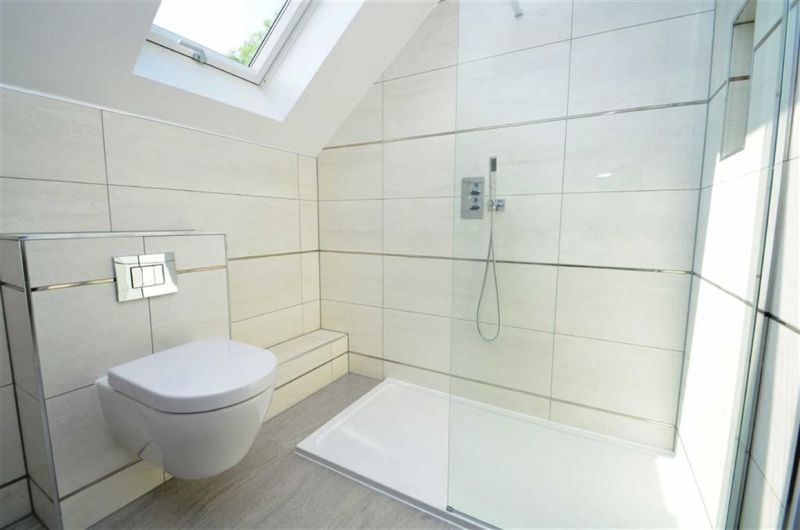 Ensuite photo of private house in Chislehurst Rd
