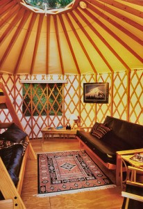 Whats Your Yurt Decorating Style  Pacific Yurts