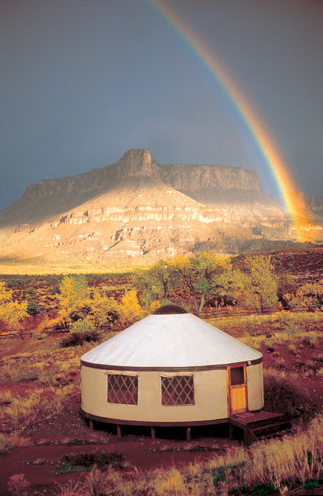 24 Yurts  Pacific Yurts