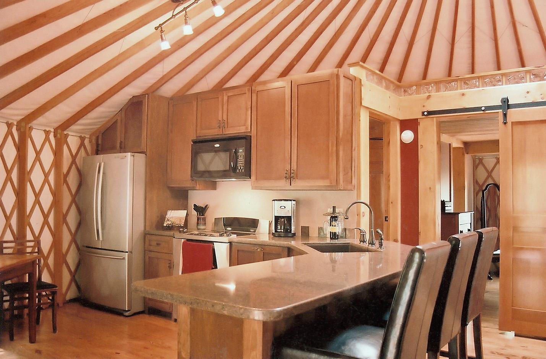 30 Yurts Pacific Yurts