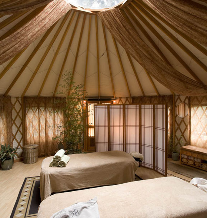 3 Ways to Transform a Yurt Kit Into a Peaceful Retreat Center