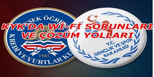 Kyk Wi-Fi Sorunları