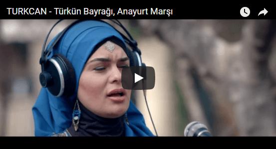 TURKCAN – Çırpınırdı Karadeniz, Anayurt Marşı