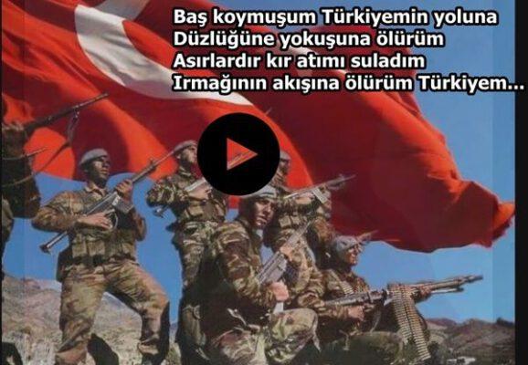Ölürüm Türkiyem ,Zetindalı Harekatı-Afrin klibi