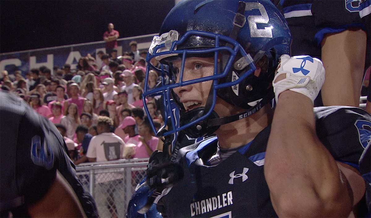Chandlers Drake Anderson Grateful For Every Opportunity