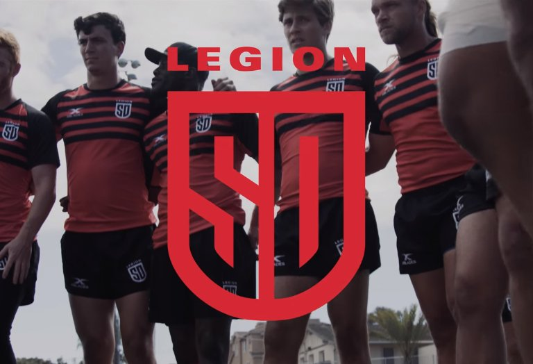 San Diego Legion vs Glendale Raptors 51318 at 500pm PDT