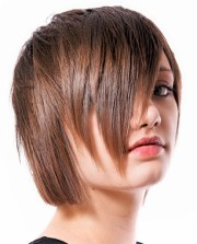 short bob hairstyles teen age