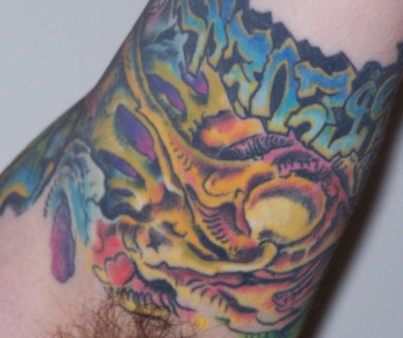 21st Century Tattoo Machine
