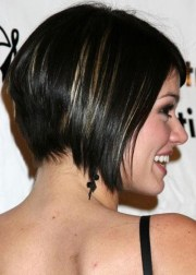 popular black short hairstyles