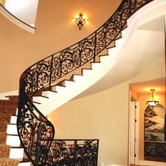 White Contemporary Living Room Pendant Lighting 20 Beautiful Stair Designs - Yusrablog.com