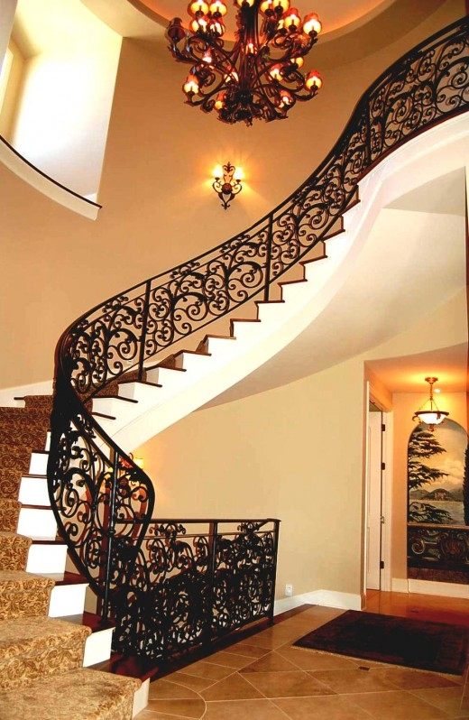 20 Beautiful Stair Designs Yusrablog Com | Inside Home Stairs Design | Light | Small Place | Trendy Home | Low Cost | Drawing Room