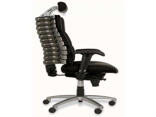 modern black leather recliner chair office heated back support 30 most comfortable chairs designs - yusrablog.com