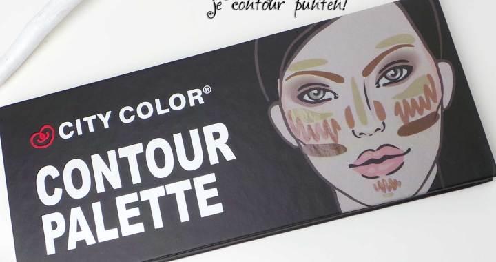 City Color   Contour Palette   Review   YuStSoMe