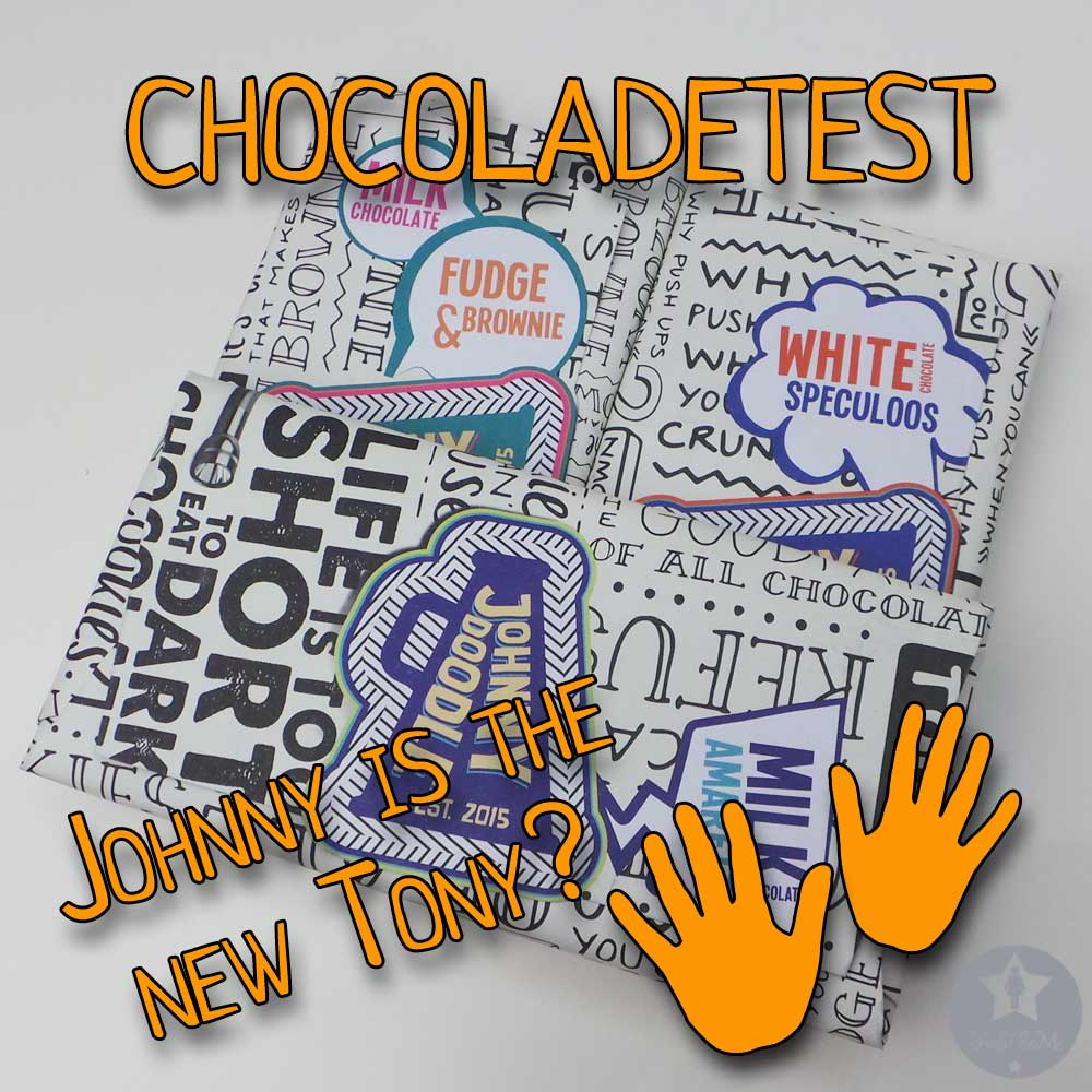 Johnny is the new Tony? | Chocolade test | Johnny Doodle