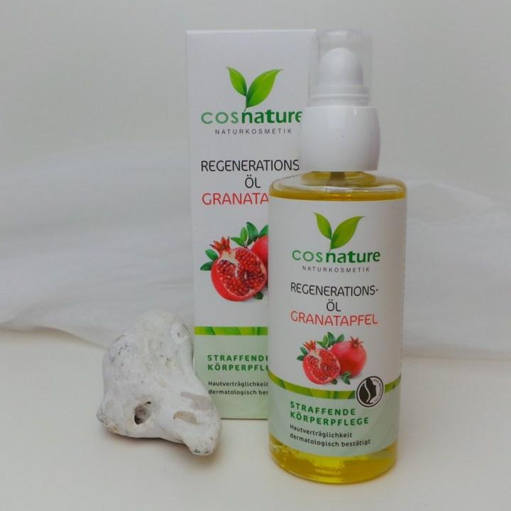 Cosnature | Granaatappel olie | lichaamsverzorging | yustsome | flesje