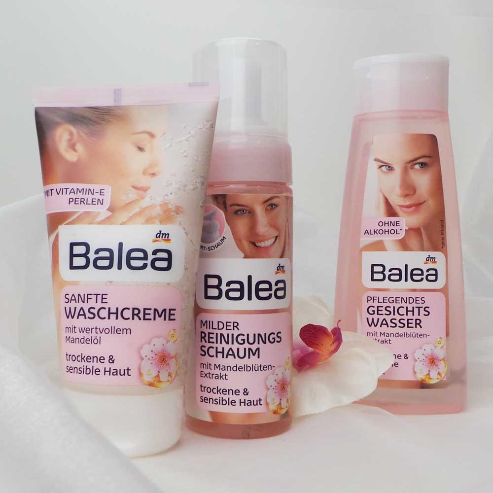 Balea | Milde reiniging voor je gezicht | review