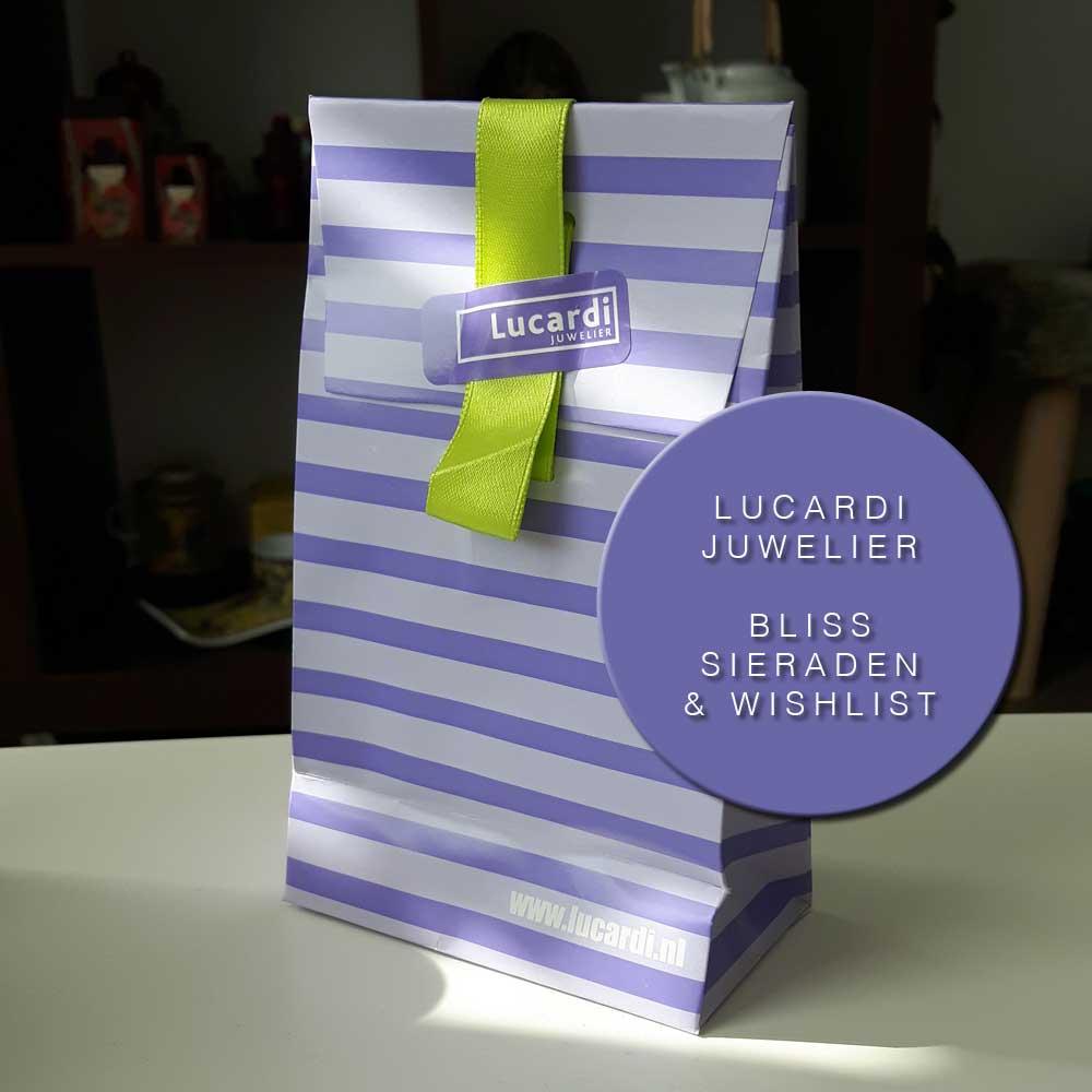 Lucardi juwelier | Bliss sieraden & wishlist