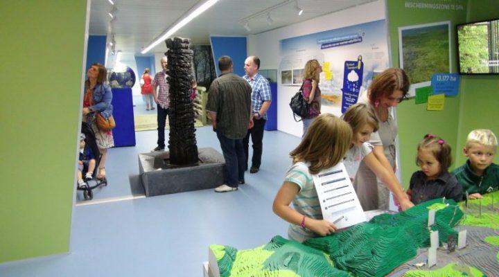 Bezoekerscentrum Spa, educatief, ontdekken, kinderen, spa, drinkwater, ontstaan
