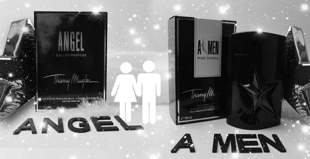 Angel & A*men een geur voor hem en haar