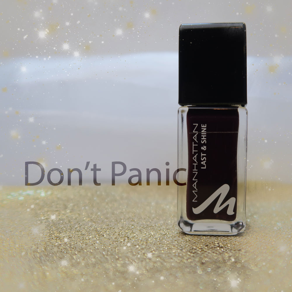 Swatched-it | Don't Panic