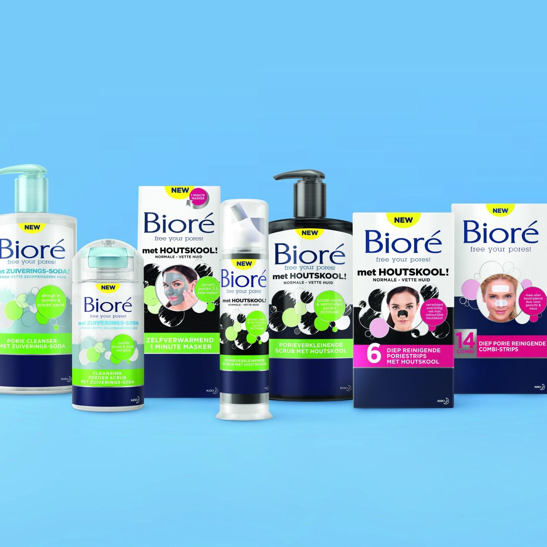 Get clean with Bioré | diep reinigen van je poriën