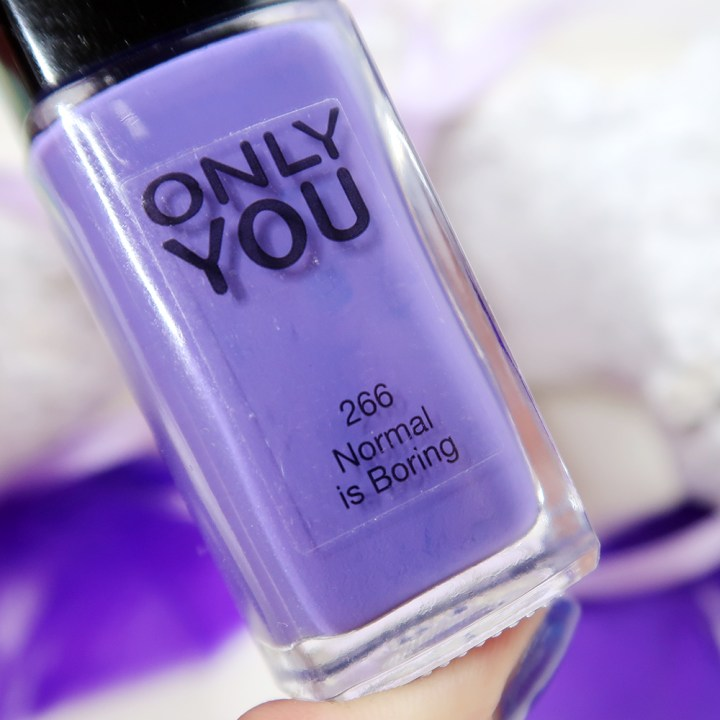 266-only-you-normal-is-boring-nailpolish-swatch-ici-paris-yustsome-4