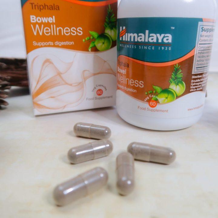 Himalaya, voeding, supplement, gezond, wellness, tiphala, spijsvertering, buik, triphala