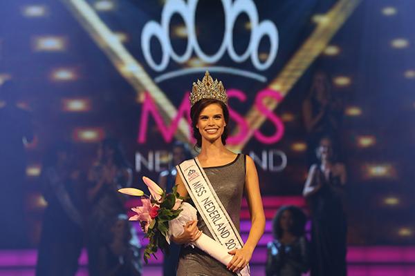 Miss Nederland | Winnares 2017