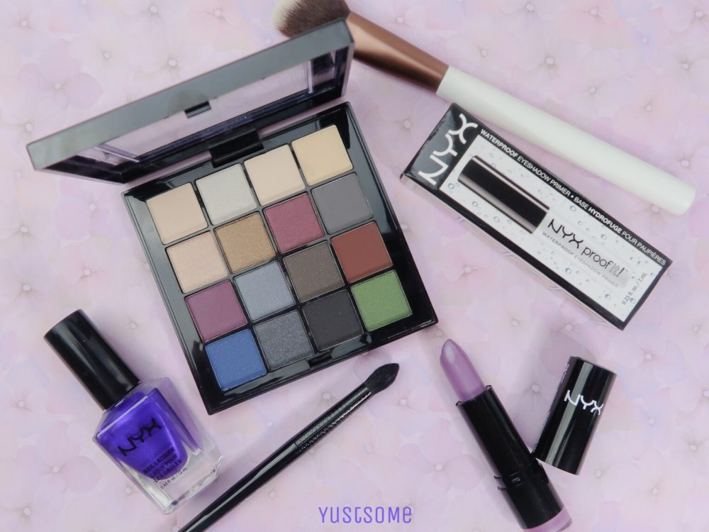 ULTIMATE EYESHADOW PALETTE + PRIMER