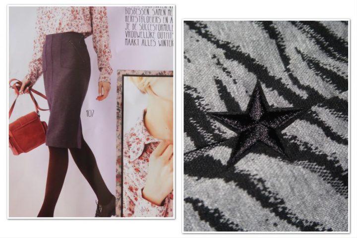 #fashionover40, fashion, zelfmaakmode, diy, rok, skirt, blogpost, yustsome, takko, takko fashion, vest, winter