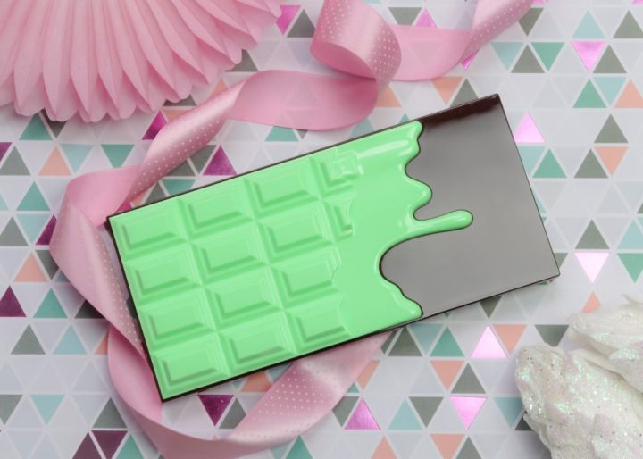 Mint, Chocolat, palette, eyeshadow, i, heart, make-up, make-up, beauty, blog, blogpost, yustsome, mus