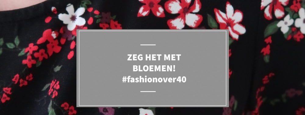 Flowers, bloemen, Miss, etam, shirt, long, skirt, lace, fashion, over, 40, blog, yustsome, roosjes, trend, 2018
