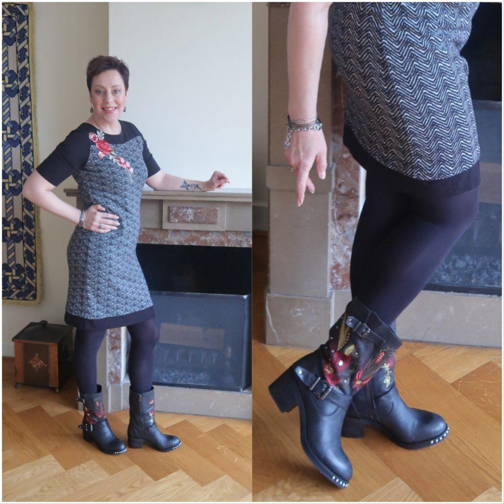 Hoe combineer ik Western laarzen?