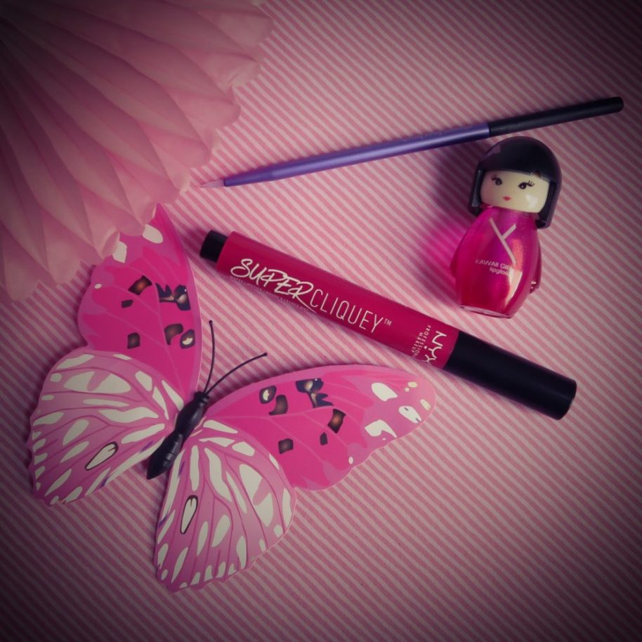 NYX, lipstick, review, serpent, clicky, click, lips, beauty, blog, yustsome