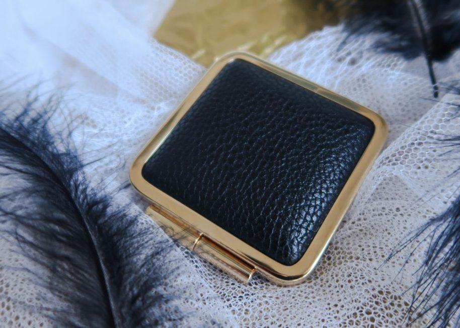 Black Myhrr, beauty, yustsome, Victoria, beckham, estée, lauder, eye, ink, black, eyeshadow,