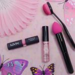 Nyx, beauty, lips, pink, gloss, matte, lipstick, lipgloss, blog, blogger, yustsome, cosmetics