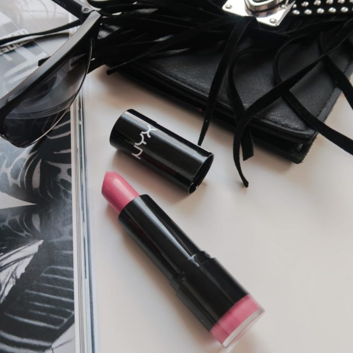 Nyx, paparazzi, swatch, lips, lipstick, budget, pink, beauty, yustsome, blog