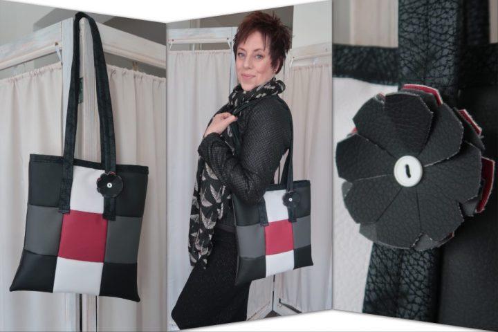Kraanvogel, print, zwart, mode, accessoire, pieces, didi, rok, AliXpress, winkelen, DIY, zelfmaken, fashion, blog, yustsome