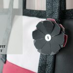Kraanvogel, print, zwart, mode, accessoire, pieces, didi, rok, AliXpress, winkelen, DIY, zelfmaken, fashion, blog, yustsome