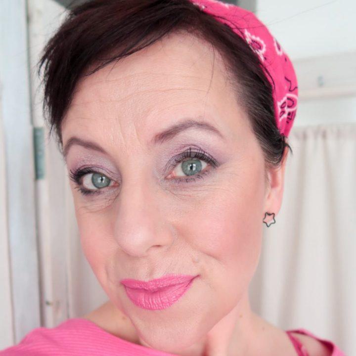 Christian, Faye, eyeshadow, palette, Smokey, eyes, purple, beauty, blogger, yustsome, Pretty, pink, make-up, look