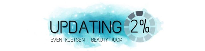 Updating, 2, BEAUTYTRUCK, bijkletsen, yustsome
