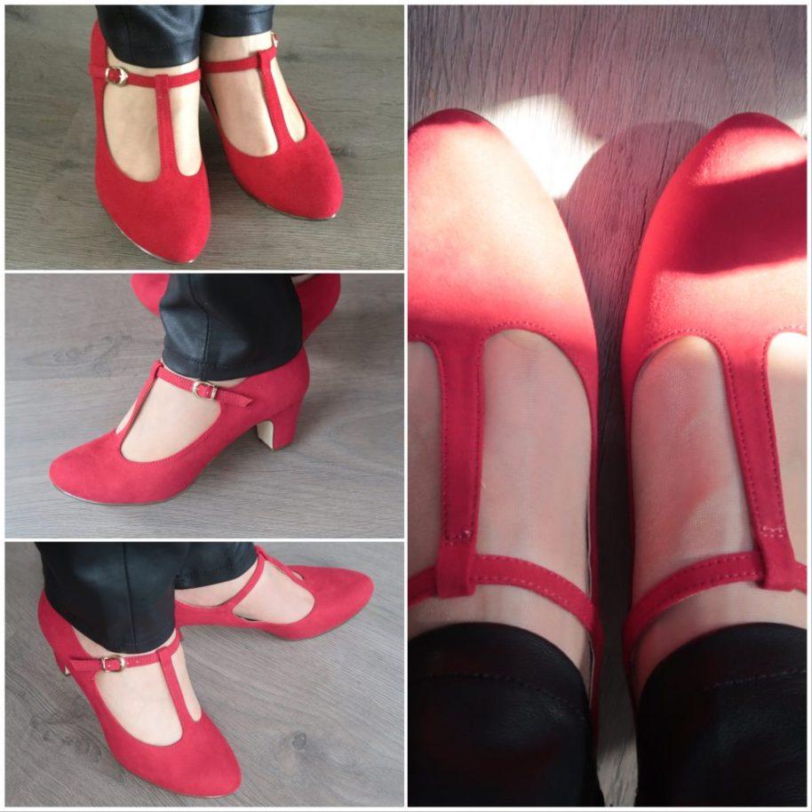Van haren, schoenen, hak, rood, gesp, riempje, vrouwelijk, fashion, fashionista, Primark, leather, blogger, yustsome