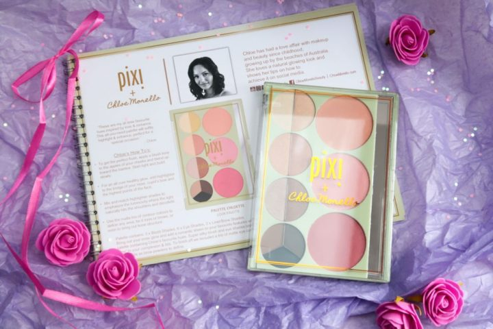Pixi, Petra, chloe, Morello, eyeshadow, palette, review, chloette, MUA, Amanda, Bell, makeup, artiest, yustsome, blog
