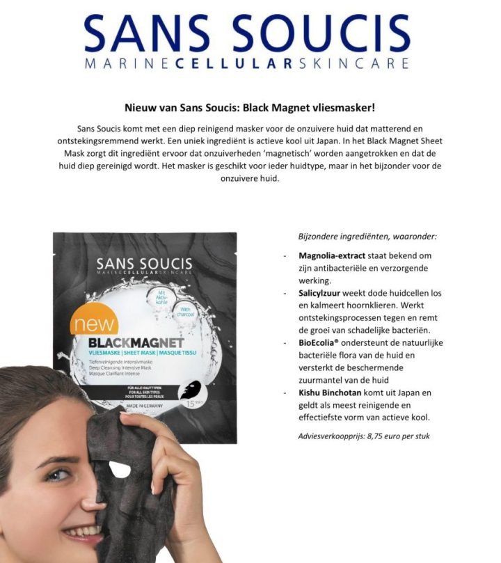 Persbericht, sorefix, Sans Soucis, dr. Organic, beauty, blog, yustsome