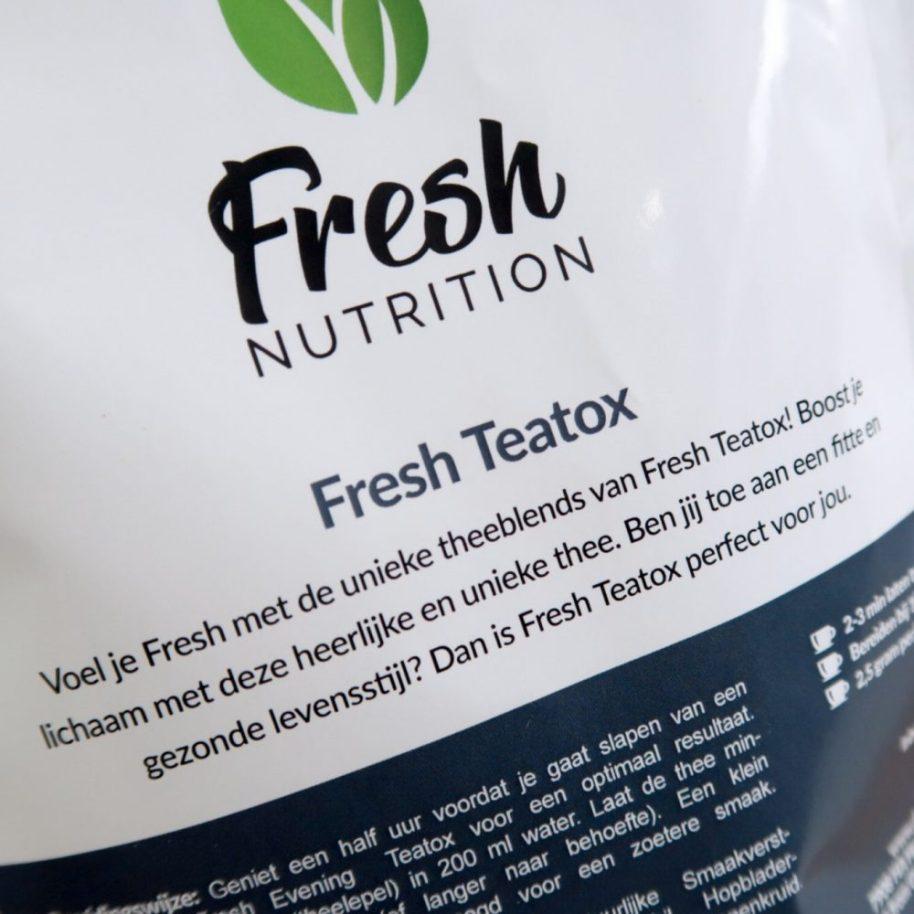 Fresh, Organic, tea, tox, Detox, lichaam, innerlijk, mens, puur, natuur, ochtend, avond, afslanken, lijnen, gezond, levensstijl, detoxshop.nl